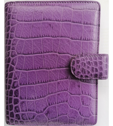 Succes Organiser Crocodyllia Purple