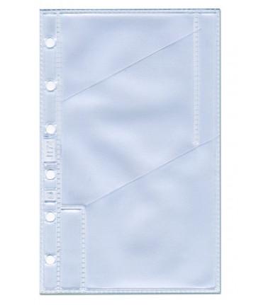 Plastic creditcard folder