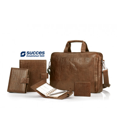 Succes Agenda Sequoia Pocket brown