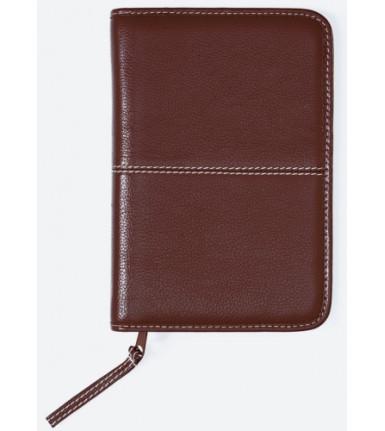 Succes Oraganizer Cadiz Stitch brown Standard