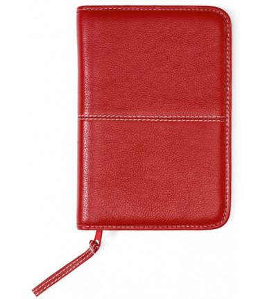 Succes Oraganizer Cadiz Stitch red Standard