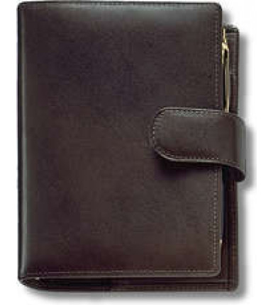 Succes Organiser DeLuxe brown Standard/Personal