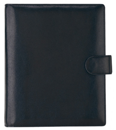 Succes Organiser DeLuxe black Executive/A5