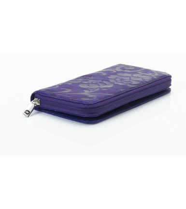 Ladies wallet with zipper Florence