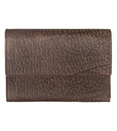 Wallet with flap Kansas