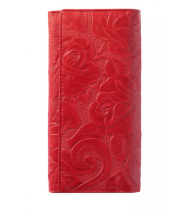 Wallet XL Rosa red