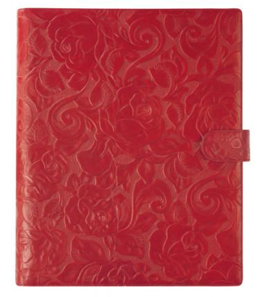 Writingcase A4 Rosa red