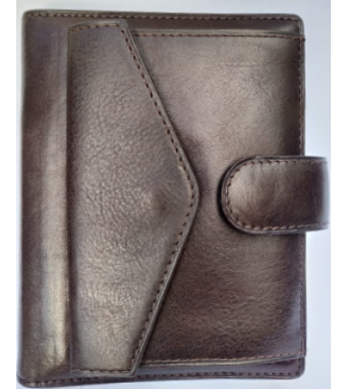 Succes Organiser Wallet XL brown Junior