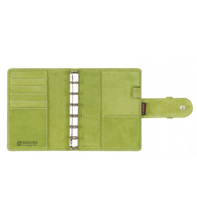 Succes Agenda Standard Full Colour Lime
