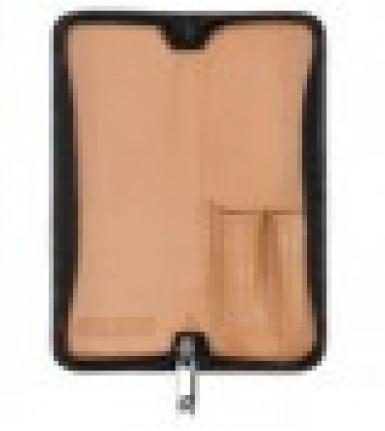 2-compartment Pencase with zipper Bitra Batra